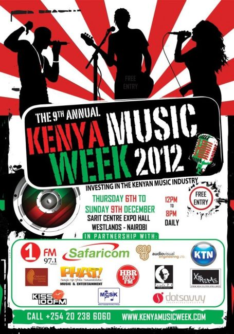 Kenya Music Week 2012