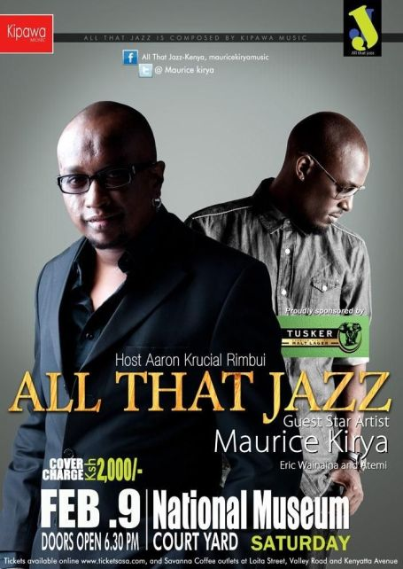 All that Jazz Feb 2013