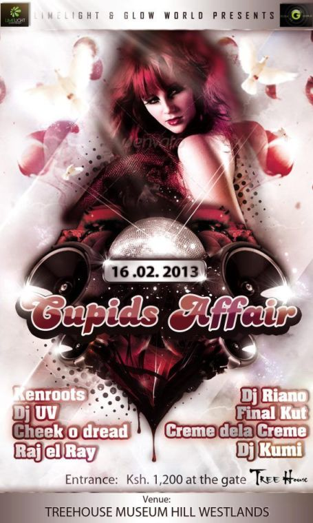 Cupids Affair