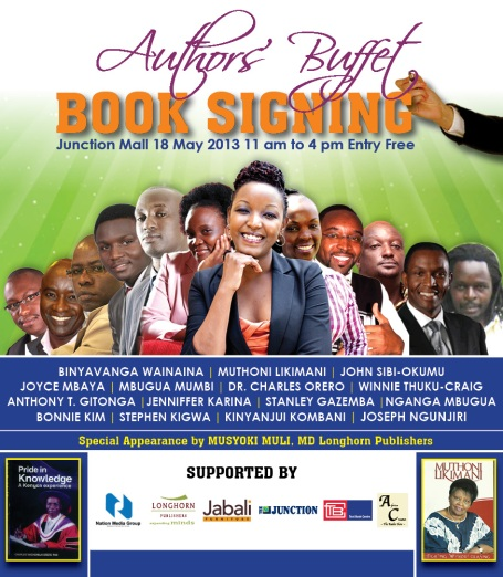 Book Signing at the Junction