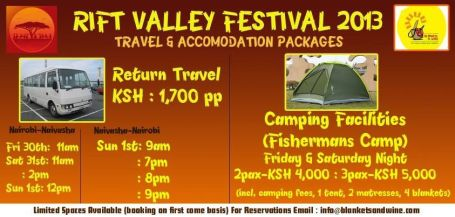 Travel and Accomodation
