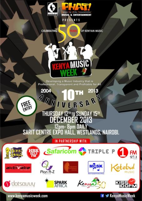 kenya Music week