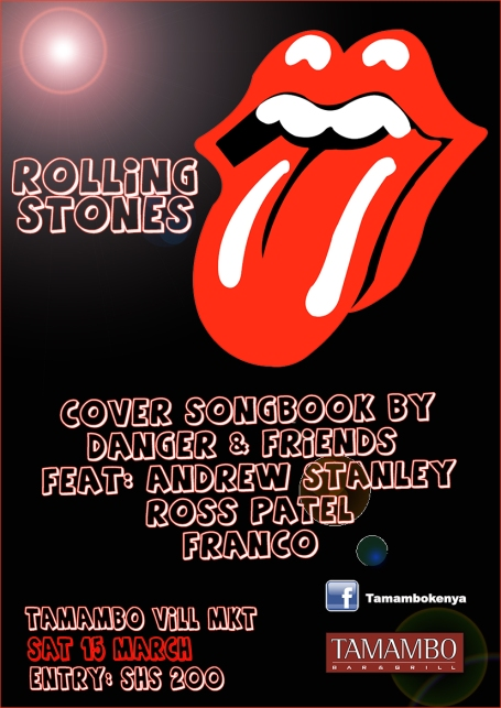 rolling stones gigmail