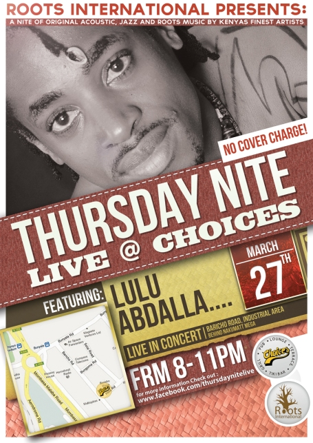 TNL@C_Lulu Abdalla March 27th