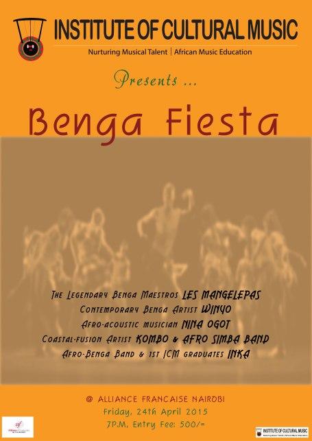 benga fiesta poster final